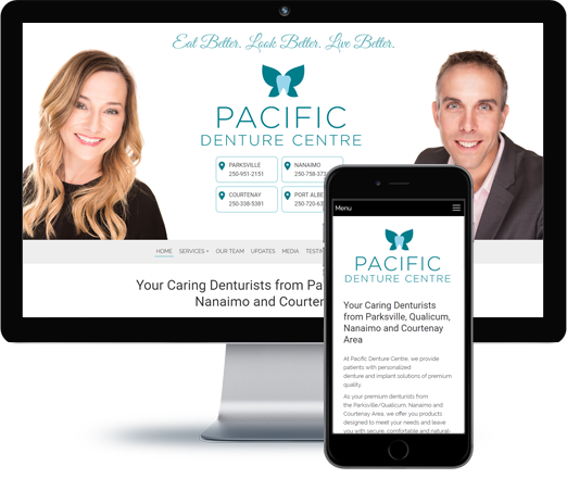 Sample Site - Pacific Denture